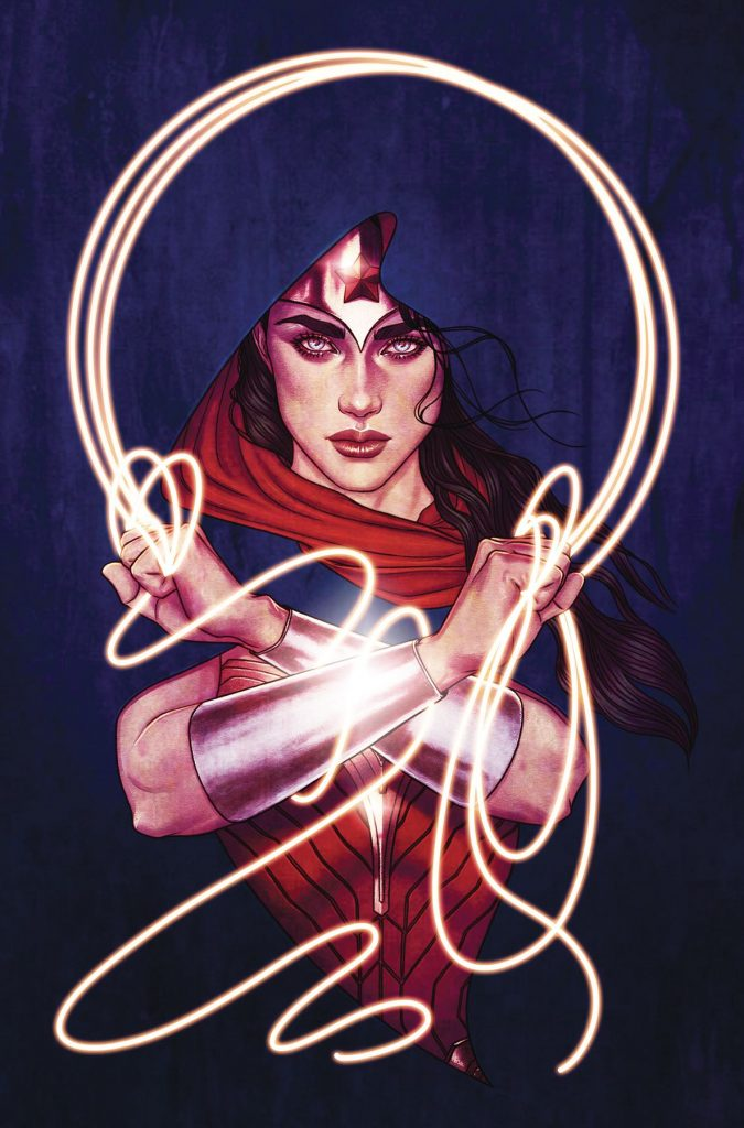 Undercover: Jenny Frison's latest 'Wonder' a promise of magic