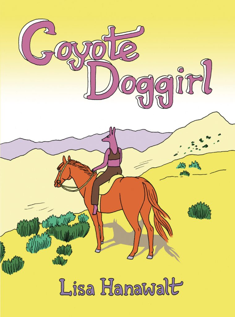 Required Reading: 'Coyote Doggirl'