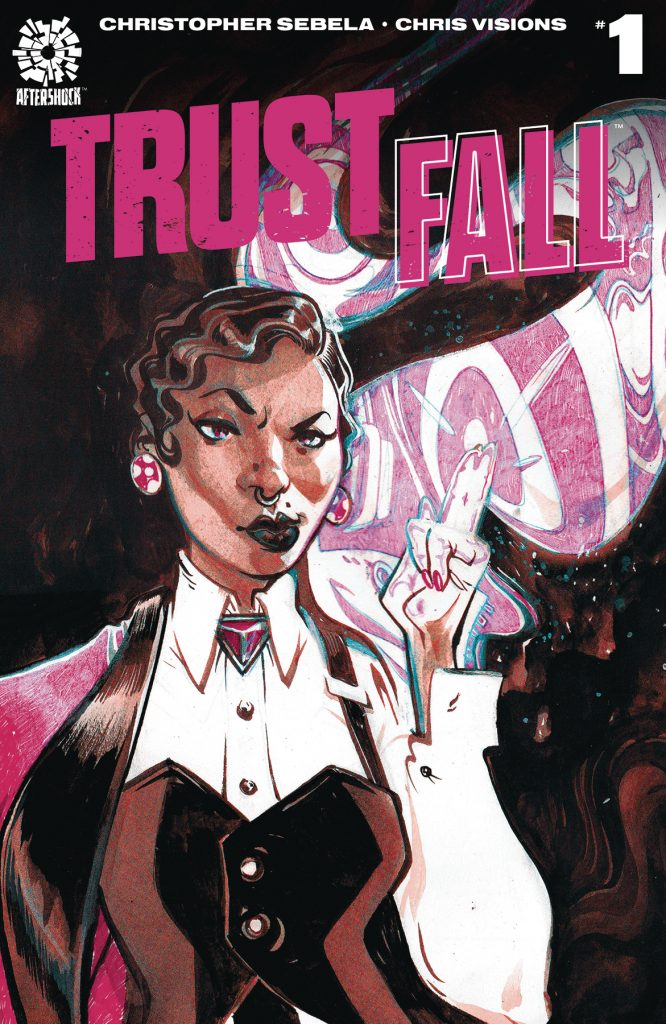 'Trust Fall' #1: The DoomRocket Review