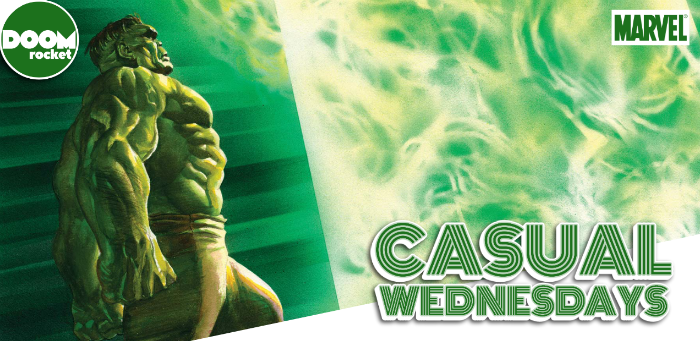 All Hail 'The Immortal Hulk' — CASUAL WEDNESDAYS