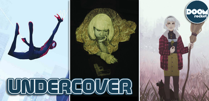 Undercover: Michael Gaydos' 'Pearl' cover gives the Jinxworld book a moment of reflection
