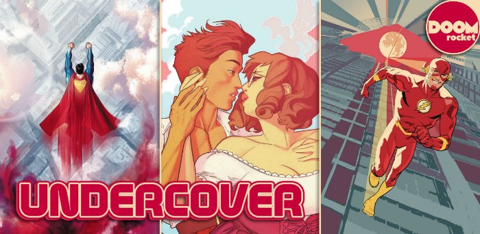 Undercover: Kris Anka wields Cupid's arrow in this week's 'Runaways' spectacular