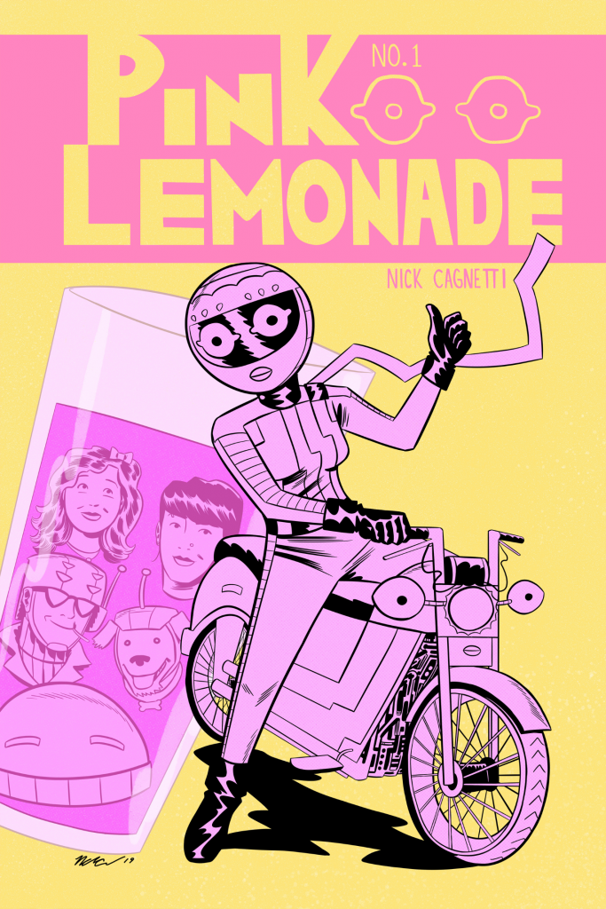'Pink Lemonade' #1: The DoomRocket Review
