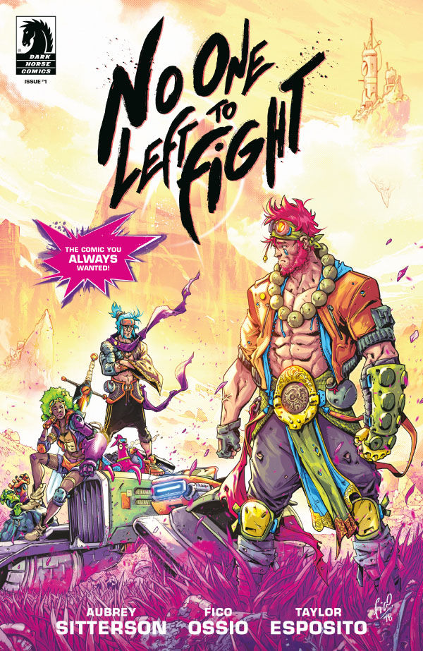 'No One Left to Fight' #1: The DoomRocket Review
