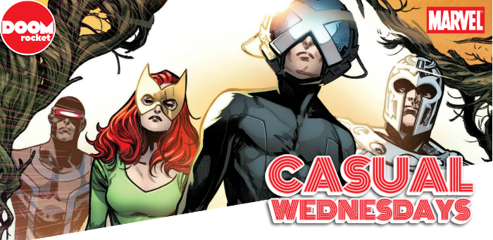 SDCC Fallout & 'House of X' — CASUAL WEDNESDAYS