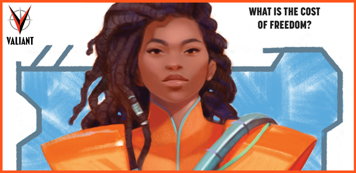 EXCLUSIVE: For Amanda McKee, a vital connection is made in Valiant's 'Livewire' #9