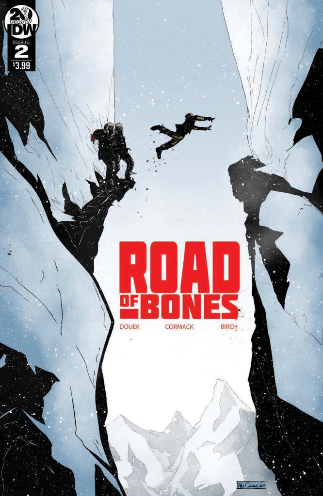 'Road of Bones' #2: The DoomRocket Review