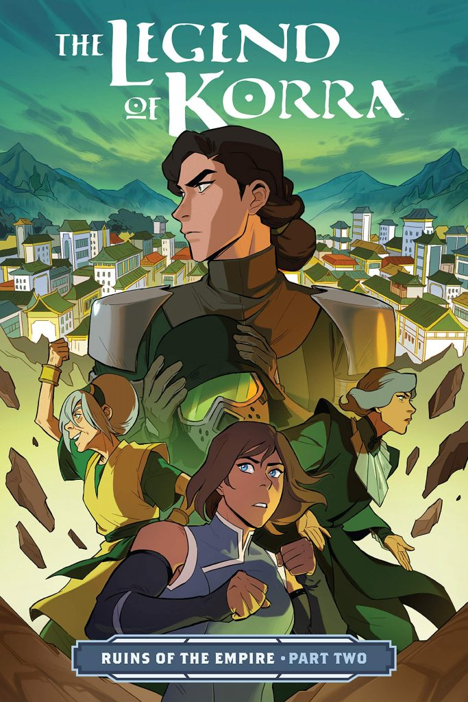 EXCLUSIVE: 'Korra: Ruins of the Empire, Part Two'