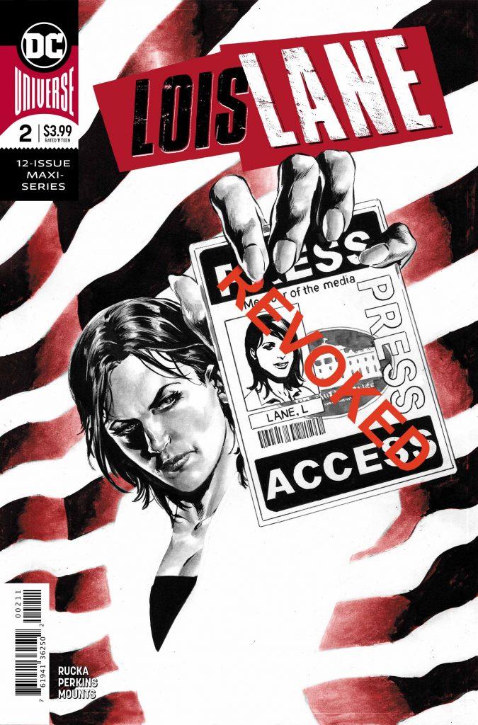 'Lois Lane' #2: The DoomRocket Review