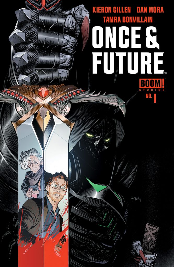 'Once & Future' #1: The DoomRocket Review