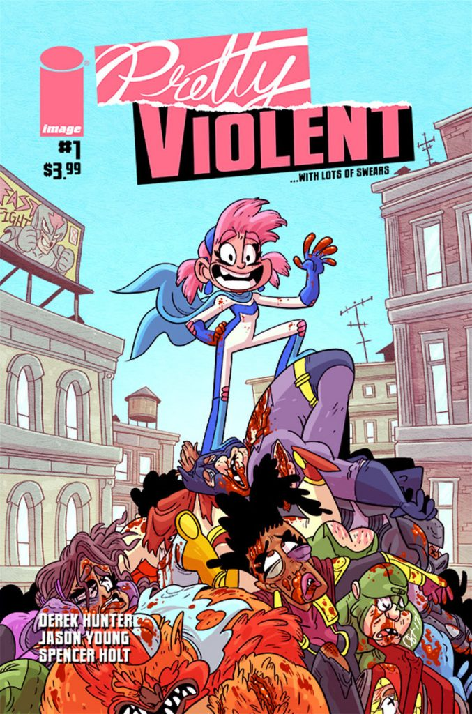 'Pretty Violent' #1: The DoomRocket Review