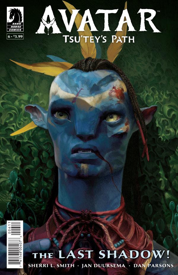 EXCLUSIVE: 'Avatar: Tsu'Tey's Path' #6