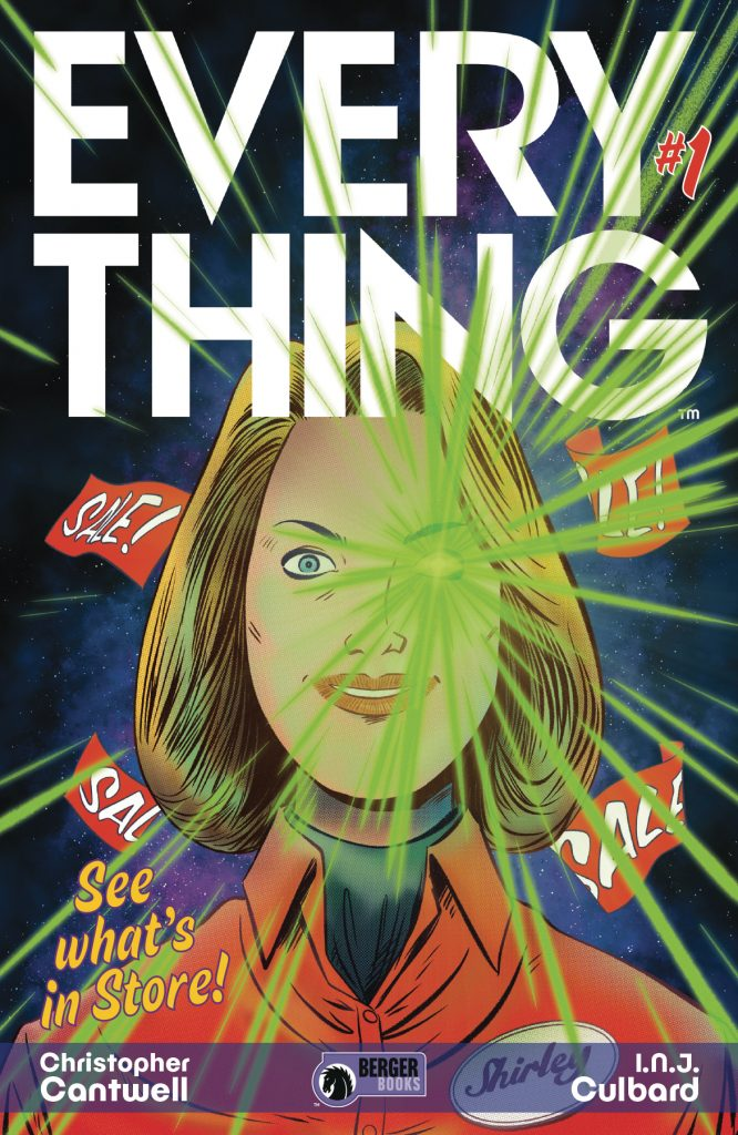 'Everything' #1: The DoomRocket Review