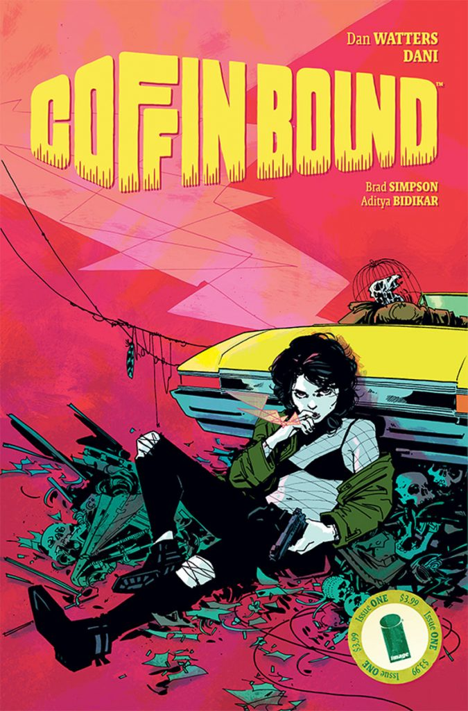 'Coffin Bound' #1: The DoomRocket Review