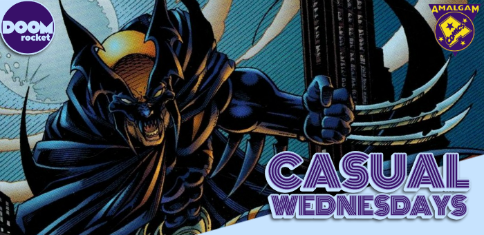 The Amalgam Age of Comics [Part 1] — CASUAL WEDNESDAYS