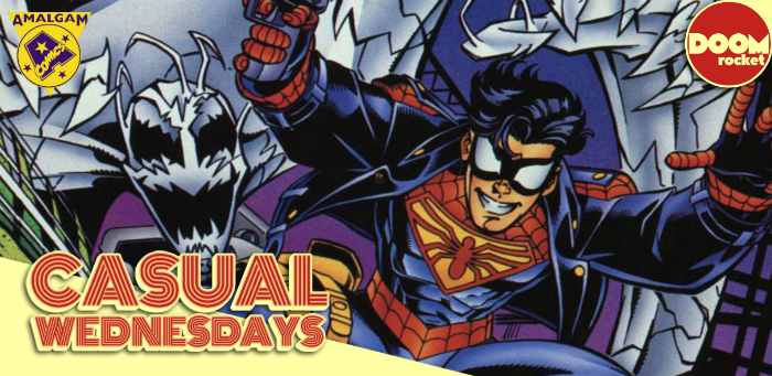 The Amalgam Age of Comics [Part 2] — CASUAL WEDNESDAYS