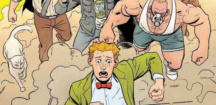 Silver Age wacky & unexpected poignancy powers 'Superman's Pal, Jimmy Olsen'