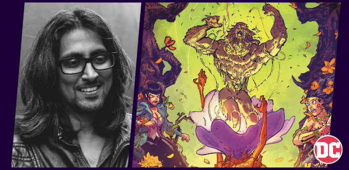 Ram V. on the process behind the gloriously horrific 'Justice League Dark Annual' #1