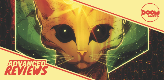 'Strayed' #1 asks the Big Questions, gives people what they need: Space cats