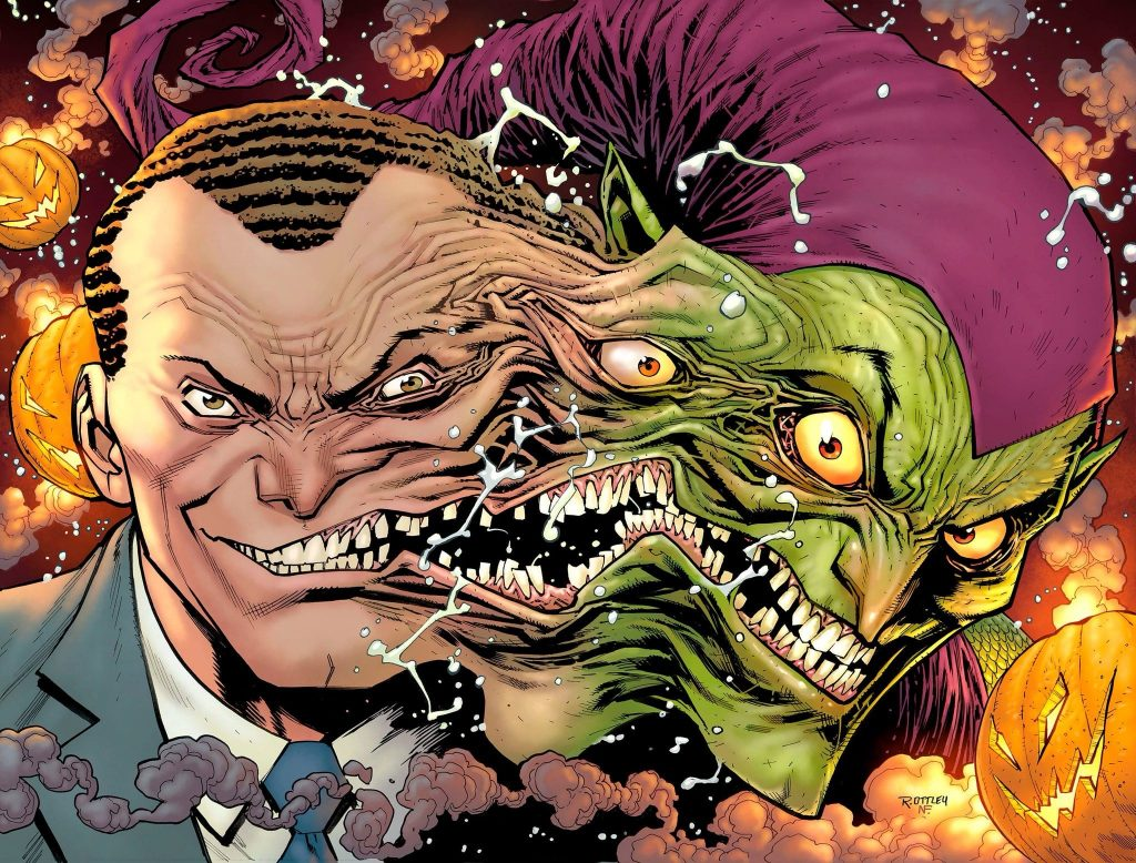 """Undercover: Ottley & Fairbairn get gross with their amazing """"Immortal"""" variant"""