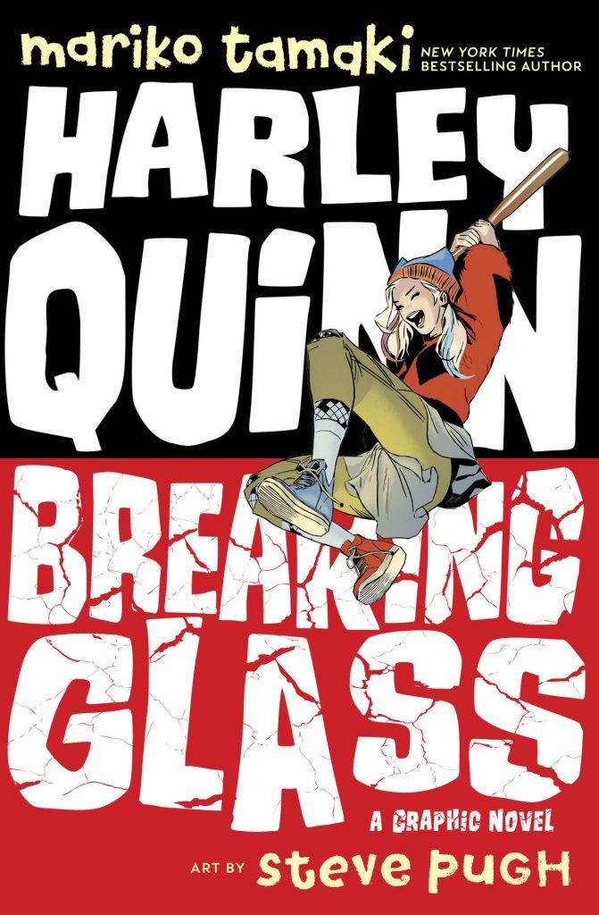 'Harley Quinn: Breaking Glass' OGN: The DoomRocket Review