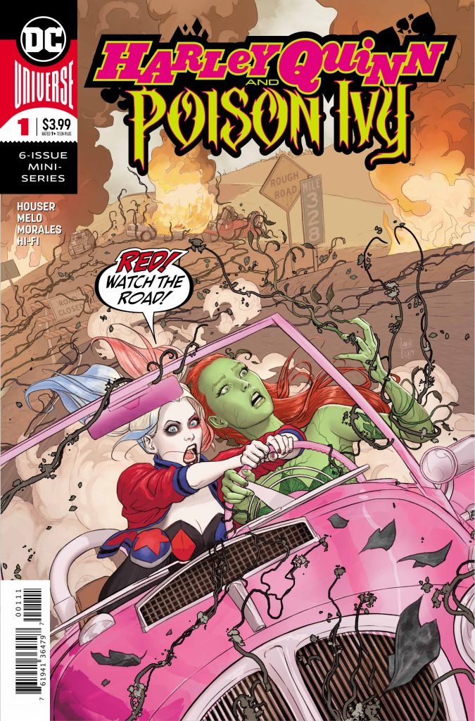 'Harley Quinn and Poison Ivy' #1: The DoomRocket Review