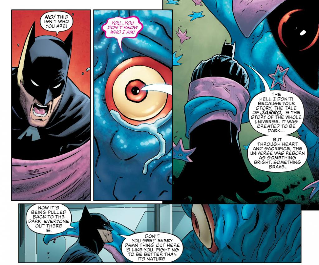 """""""We are all Jarro"""": Empathy & entropy in 'Justice League' [LONGFORM]"""