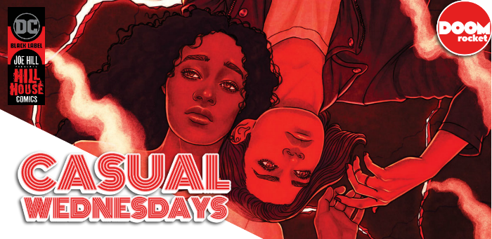 Dazzling December 2019 Solicits — CASUAL WEDNESDAYS