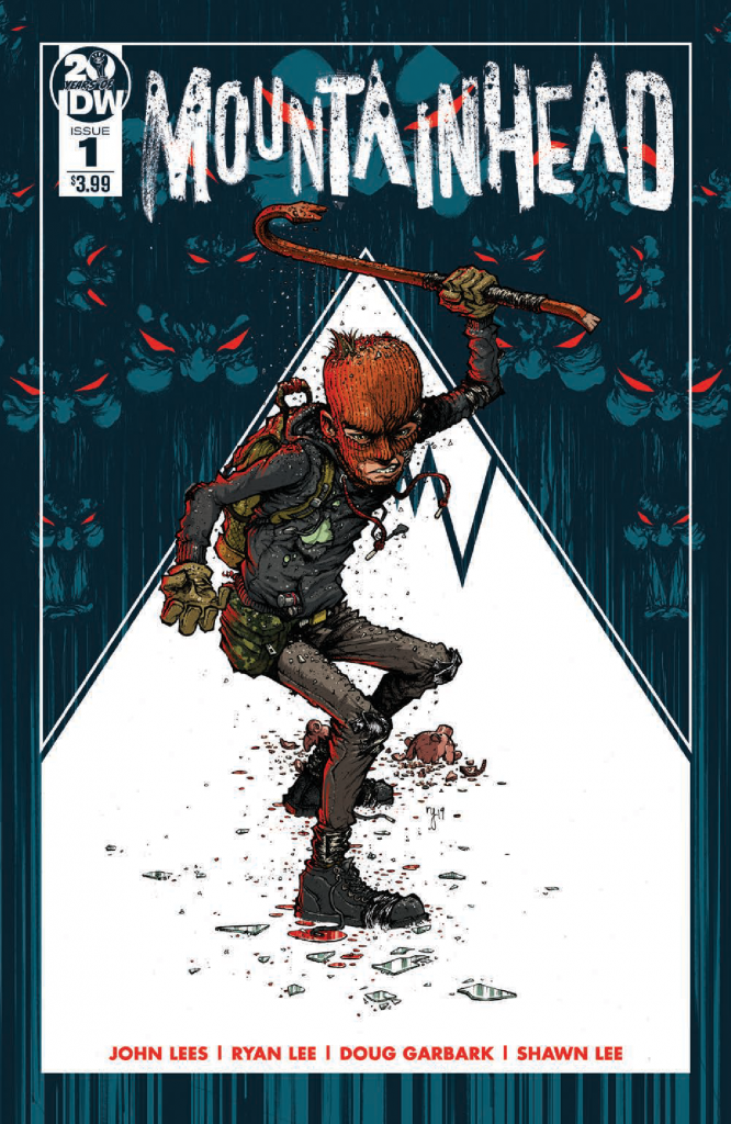 'Mountainhead' #1: The DoomRocket Review