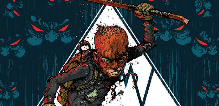 On the precipice of paranoia stands IDW's 'Mountainhead'