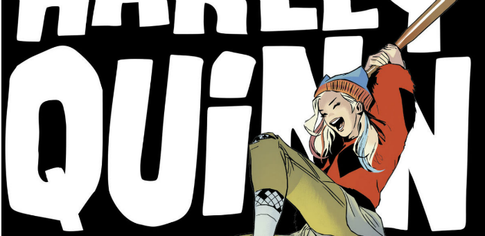 Tamaki & Pugh's 'Harley Quinn: Breaking Glass' funny, tragic, as good as it gets
