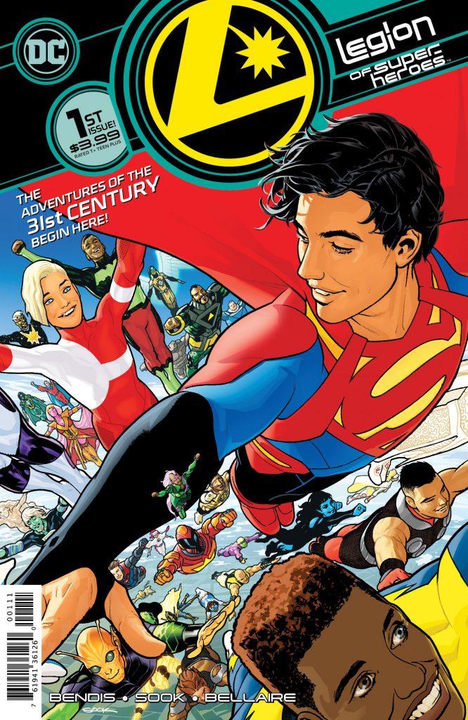 First Look: 'Legion of Super-Heroes' #1