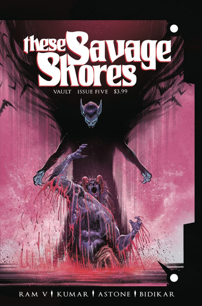 'These Savage Shores' #5: The DoomRocket Review