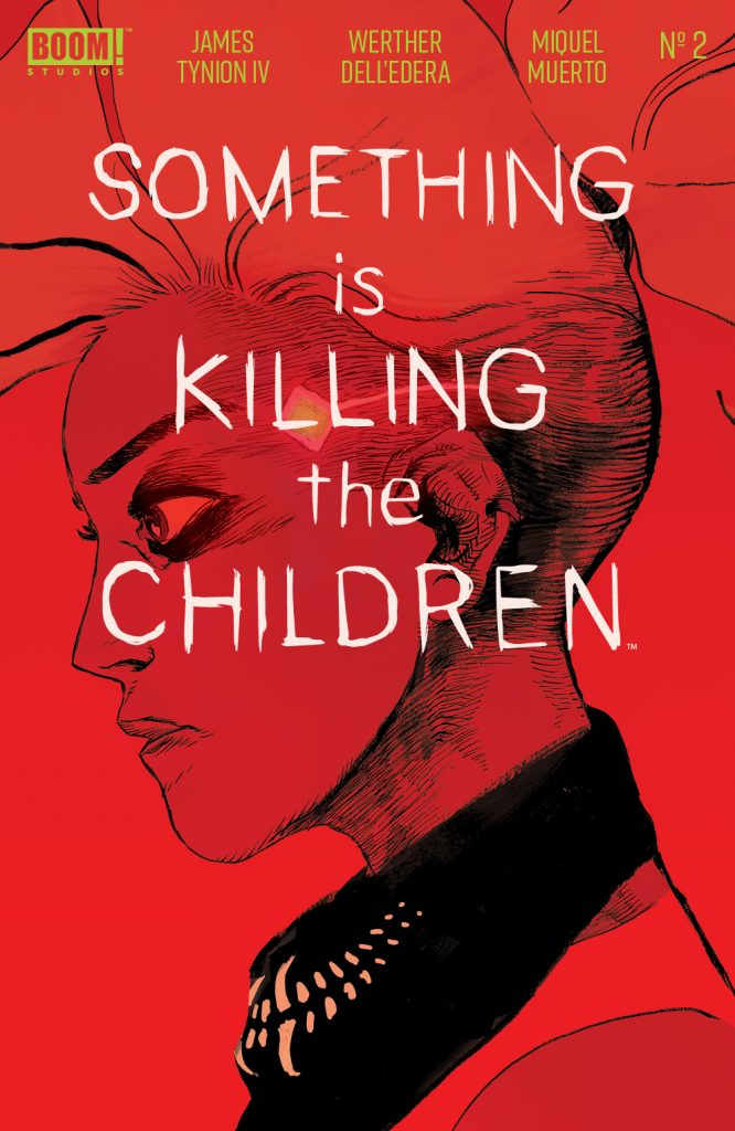 10 things concerning James Tynion IV, Eric Harburn, and 'Something is Killing the Children'