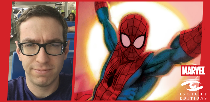 10 things concerning Matt Singer and 'Spider-Man: From Amazing to Spectacular'
