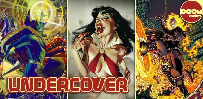 Undercover: 'Ghost Rider' sends us screaming into perdition courtesy of Kuder & White