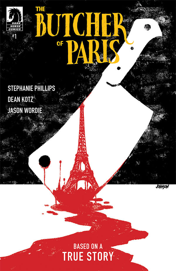10 things concerning Stephanie Phillips and 'The Butcher of Paris'