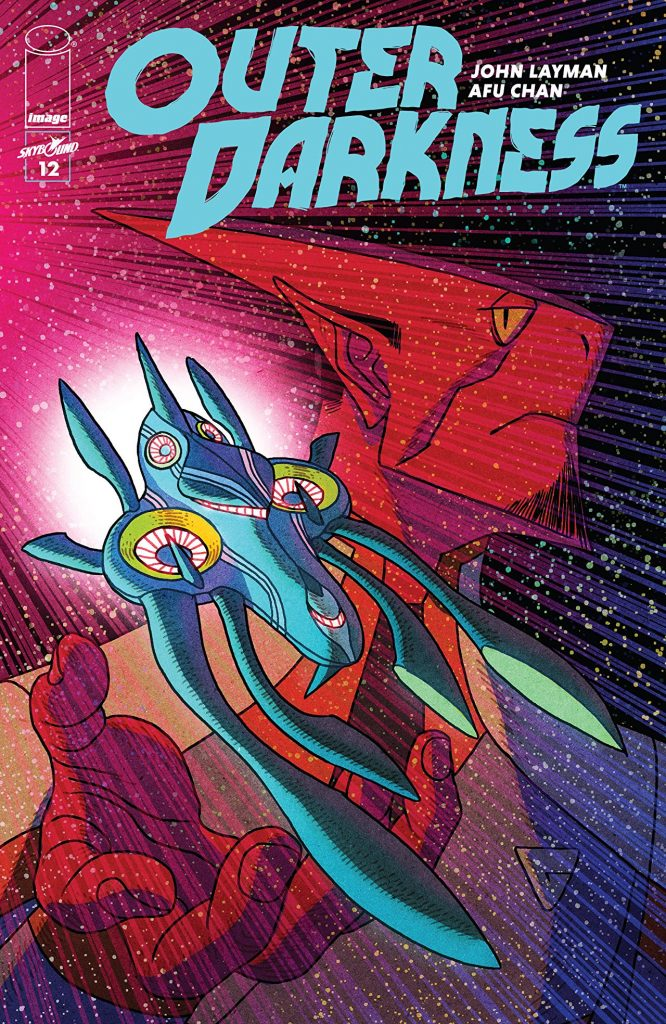 'Outer Darkness' #12: The DoomRocket Review