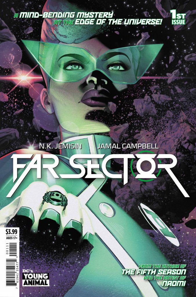 'Far Sector' #1: The DoomRocket Review