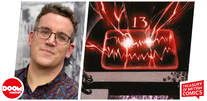 10 things concerning Guy Adams and 'The Thirteenth Floor: Home Sweet Home'