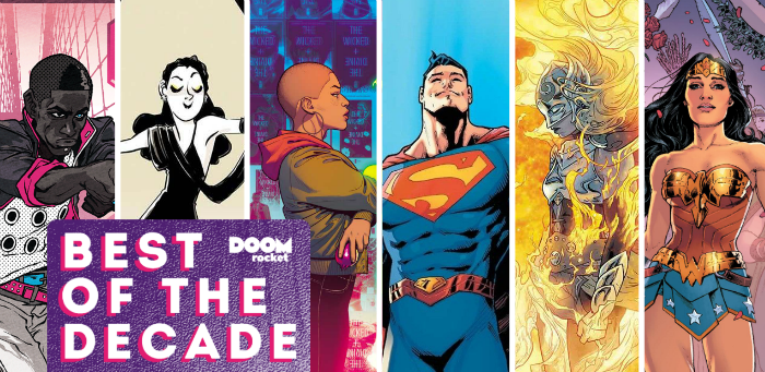 These are the best comics of the decade