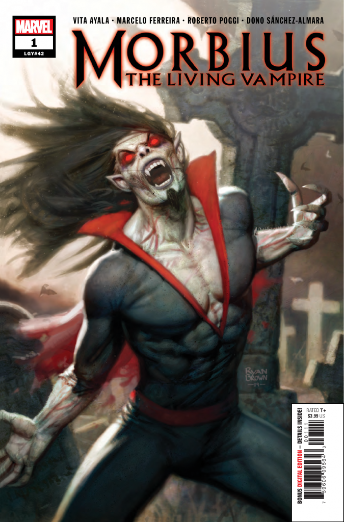 Preview: 'Morbius: The Living Vampire'