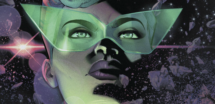 Jemison & Campbell's 'Far Sector' a blisteringly creative outing from DC's Young Animal