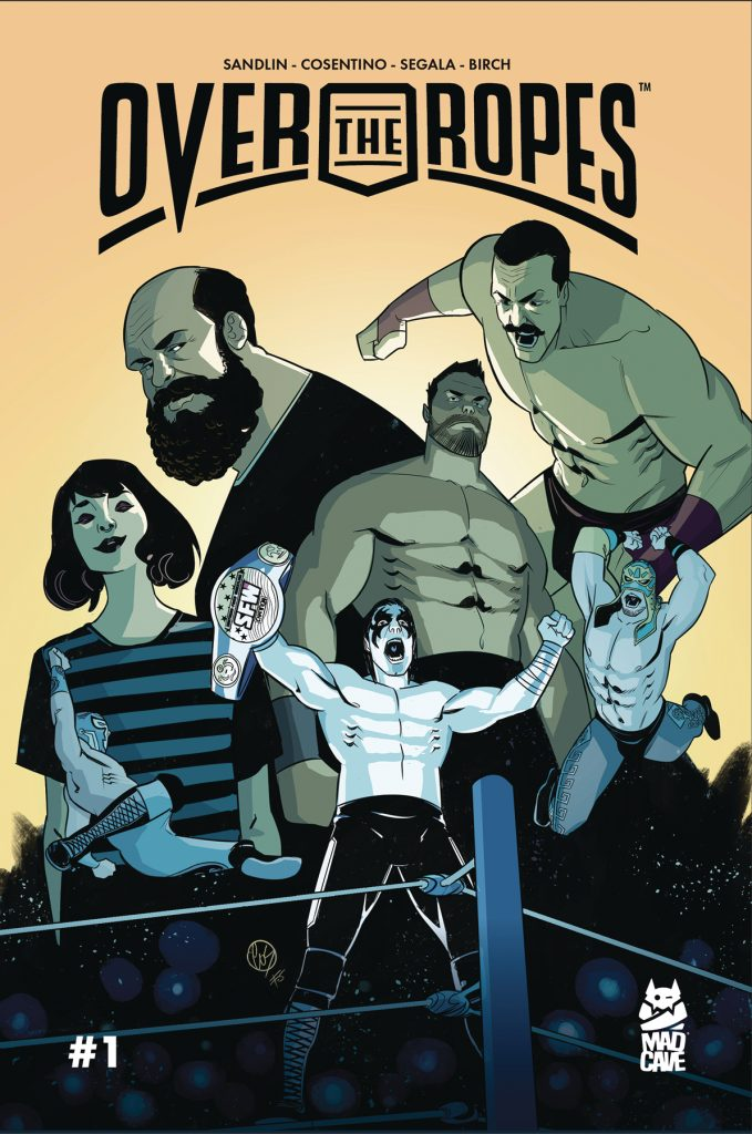 'Over the Ropes' #1: The DoomRocket Review