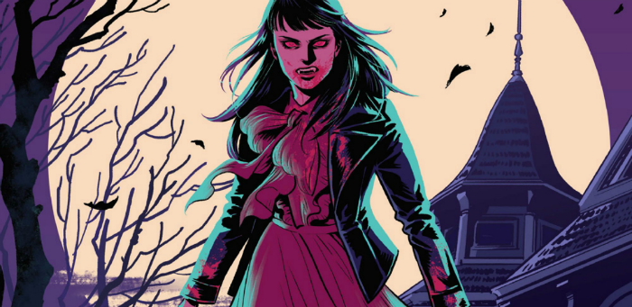 'Vampironica: New Blood': Still fangy, still fun, more crafty than ever before