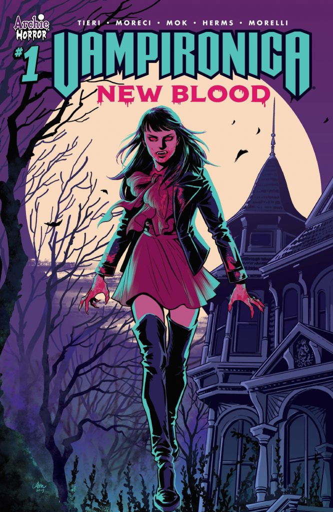 'Vampironica: New Blood' #1: The DoomRocket Review