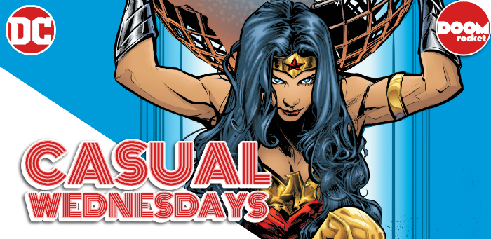 Great Hera, it's 'Wonder Woman' #750 — CASUAL WEDNESDAYS