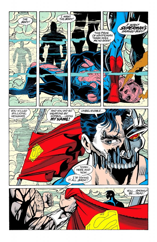 Superman 82 Remains An Iconic Grudge Match For The Ages Doomrocket