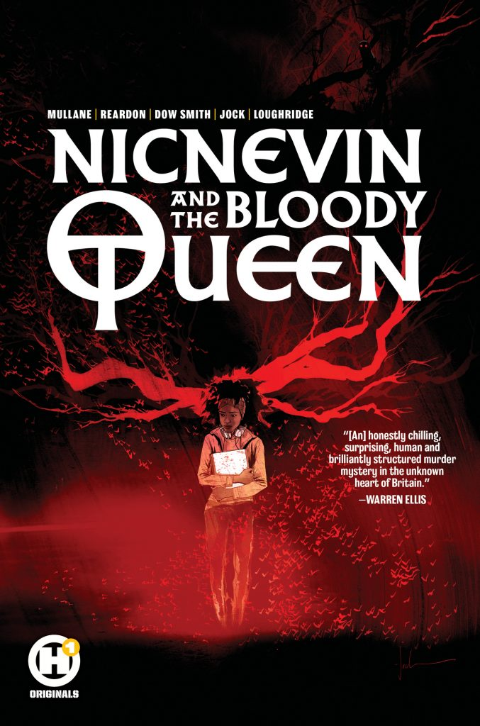 10 things concerning Helen Mullane and 'Nicnevin and the Bloody Queen'