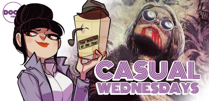The State of Comic Shops & 'Wicked Things' #1 — CASUAL WEDNESDAYS
